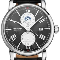 Montblanc Steel Automatic 114858 new United States of America, New York, Brooklyn