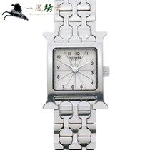 Hermès Acero 24.5mm Cuarzo HH1.110 usados