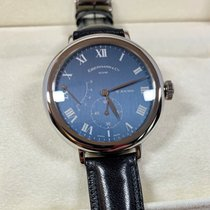 Eberhard & Co. pre-owned Manual winding 39.5mm Blue 3 ATM