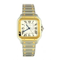 Cartier Santos (submodel) W2SA0007 2019 new