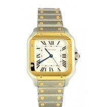 Cartier Santos (submodel) W2SA0007 новые