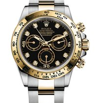 Rolex Daytona Rolex 116503 Daytona Watch Rolex Black Diamond Dial 2020 new