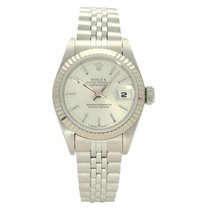 Rolex Lady-Datejust Gold/Steel 26mm Silver No numerals United Kingdom, Liverpool
