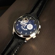 Zenith new Automatic Power Reserve Display 44mm Steel Sapphire Glass