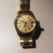 Zenith Or jaune Remontage automatique Or (massif) 30mm occasion Captain
