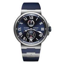 Ulysse Nardin Marine Chronometer Manufacture 11831223/43 новые