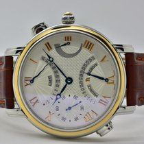 Maurice Lacroix Gold/Steel 43mm Manual winding MP7018-PS101-010 pre-owned