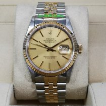 Rolex Gold/Steel 36mm Automatic 16013 pre-owned Malaysia, Kuala Lumpur