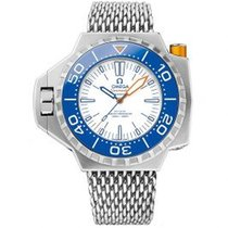 Omega Seamaster PloProf new Automatic Watch with original box and original papers 227.90.55.21.04.001