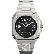Bell & Ross BR 05 BR05A-BL-ST/SST new