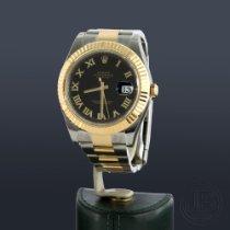 Rolex Datejust II nuevo 2018 Automático Reloj con estuche y documentos originales 126333