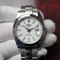 Rolex Datejust 126300 2019 новые