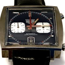 Heuer Steel 40mm Automatic 1133 B pre-owned United States of America, California, Arcadia