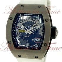 Richard Mille RM 029 Titan 48mm Transparent Arabisch