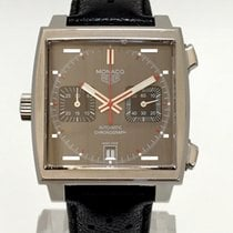 TAG Heuer Steel 39mm Automatic CAW211B pre-owned