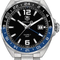 TAG Heuer Formula 1 Calibre 7 Steel Black United States of America, New York, Brooklyn