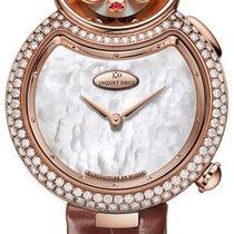 Jaquet-Droz Lady 8 Rosa guld 35mm Perlemor