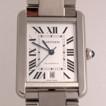 Cartier Tank Solo XL Automatic Stainless Steel