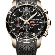 Chopard MILLE MIGLIA 2012 EDITION IN 18K ROSE GOLD NEW |...
