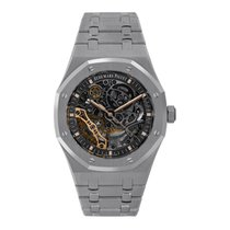 Audemars Piguet Royal Oak Double Balance Wheel Openworked 15407ST.OO.1220ST.01 2017 nov