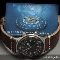 Longines Rare Legend Diver No Date Datum with Papers Vintage