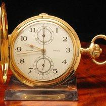 Vacheron Constantin 18kt 750 Gold Savonette Taschenuhr...
