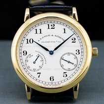 A. Lange & Söhne 221.021 1815 Up & Down 18K Yellow Gold (27387)