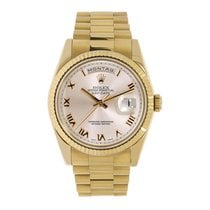 Rolex DAY-DATE 36 President 18K Rose Gold  2000 18235