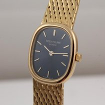 Patek Philippe Ellipse Damen in 18 Karat Gelbgold