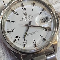 Rolex Oyster Perpetual Date Dial White Top Condition