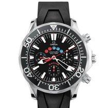Omega Seamaster Racing Regatta Chronograph America's Cup