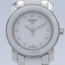 Tissot Cera tweedehands 28mm Keramiek