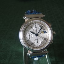Forgèt Classic A Chronograph / Mondphase, NEW OLD STOCK