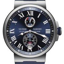 Ulysse Nardin Maxi Marine Chronometer Manufacture +btc