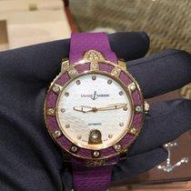 Ulysse Nardin Lady Diver 8106-101E-3C/10.17 pre-owned