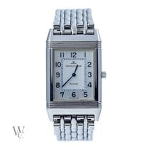 Jaeger-LeCoultre 250.8.08 Steel 2007 Reverso Classique 23mm pre-owned