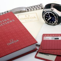 Omega Seamaster Planet Ocean Complete w/ Band - Box - Papers 2012