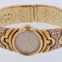 Bulgari Parentesi Ouro amarelo 20mm