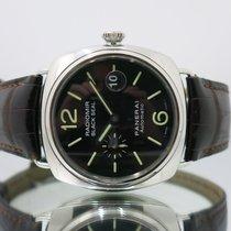 Panerai 45mm Automatic 2008 pre-owned Radiomir Black Seal Black