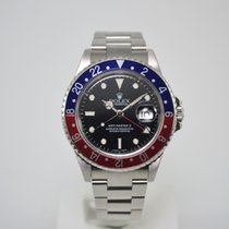 "Rolex GMT Master II 16710 ""PEPSI"" ""Full set 2003"" LIKE..."
