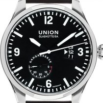 Union Glashütte Belisar Pilot D002.624A new