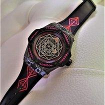 Hublot Big Bang 465.CS.1119.VR.1202.MXM18 HUBLOT Sang Rosa Nero 39mm new