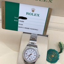 Rolex Oyster Perpetual 26 Steel 26mm Arabic numerals United States of America, New York, New York