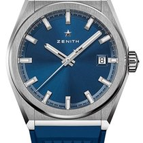Zenith Titanium Automatic Blue new Defy