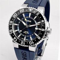 Oris Aquis GMT Date 43.5mm Blue