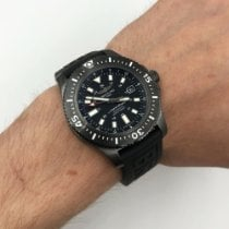 Breitling Superocean 44 Steel 44mm Black Arabic numerals United States of America, New York, NYC