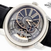 Audemars Piguet Millenary 4101 Steel 47mm Transparent Arabic numerals United States of America, Florida, Sunny Isles Beach