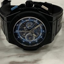 Hublot King Power Céramique 48mm Transparent