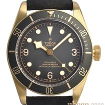 Tudor Black Bay Bronze neu 2019 Automatik Uhr mit Original-Box und Original-Papieren 79250BA-0001