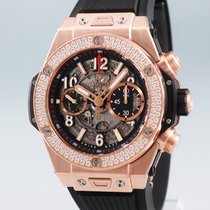 Hublot 45mm Automatic 411.OX.1180.RX.1104 pre-owned